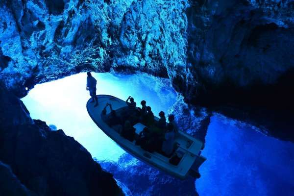 Blue Cave and Šolta island private tour